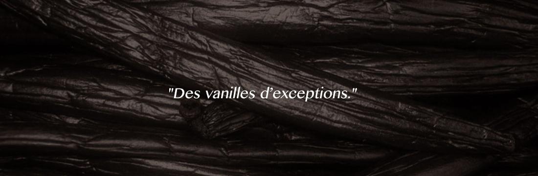 Histoire de Vanille, 100% Biologique - des vanilles d'exception