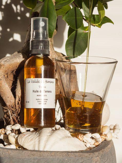 Histoire de Vanille, 100% Bio - huile de tamanu
