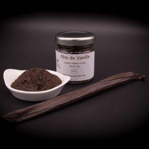 Histoire de Vanille, 100% Bio - Pâte de vanille