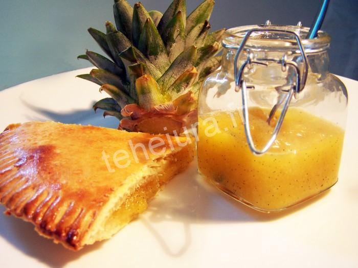 Histoire de Vanille, 100% Bio - Pai ananas vanille