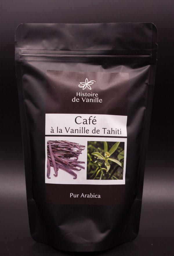 Histoire de Vanille, 100% Bio - Café à la vanille